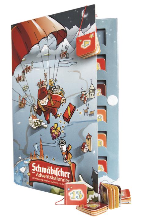 Schwäbischer Adventskalender