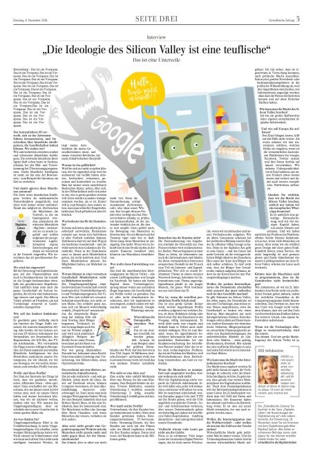 SZ#Schwaebische_Zeitung#08-11-2016#BIB#HP#03pl3#1#hildebrandt