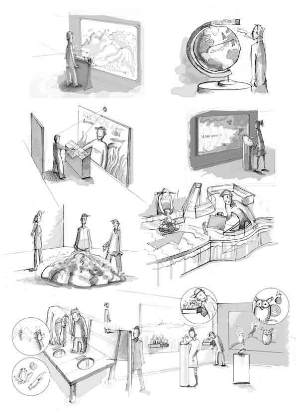 8Scribbles